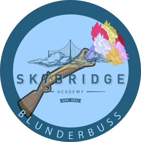 blunderbuss logo